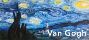Year 1 | Van Gogh