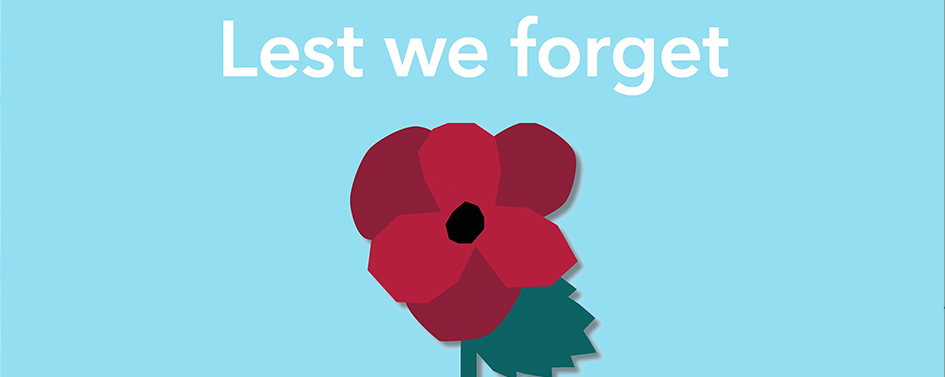 We Raised £377.30 for the Poppy Appeal