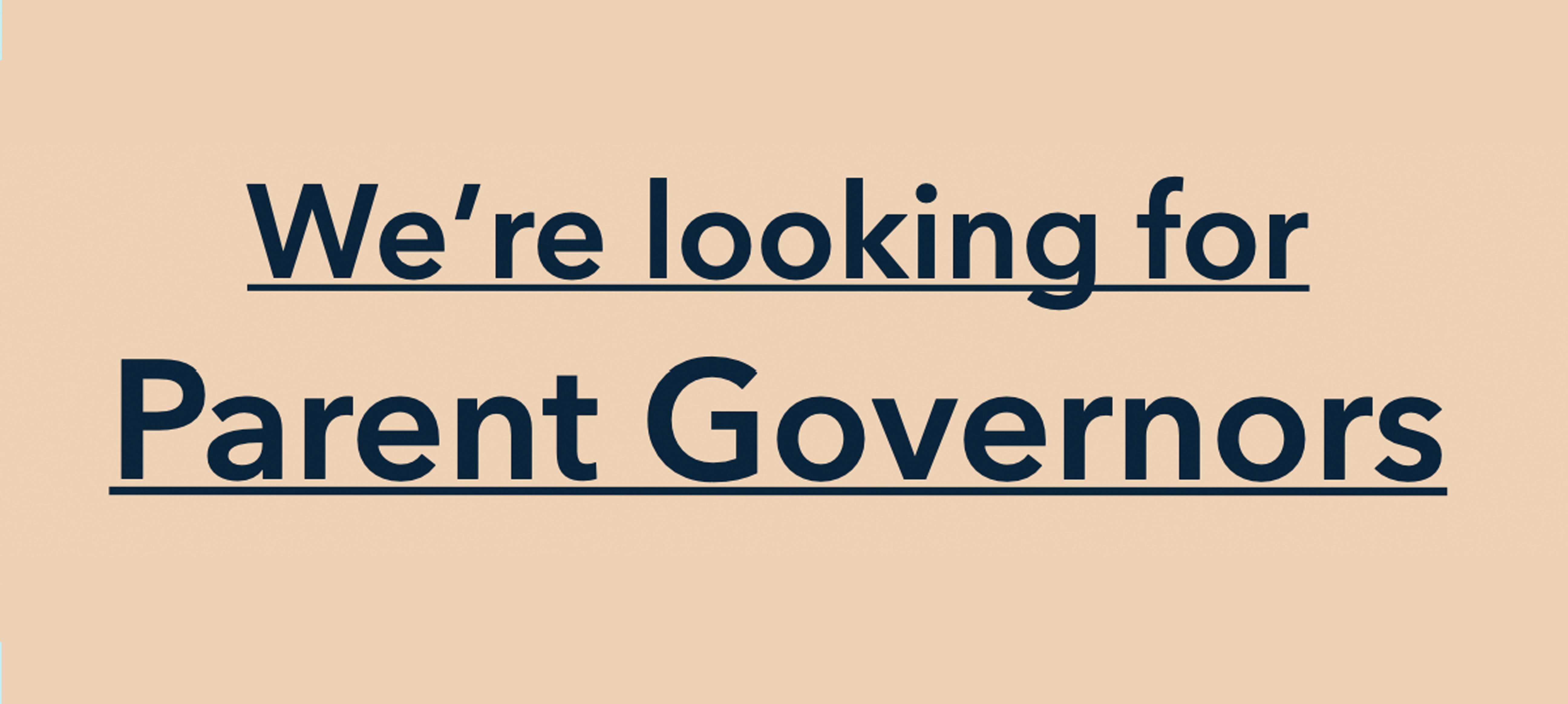 Become a Parent Governor
