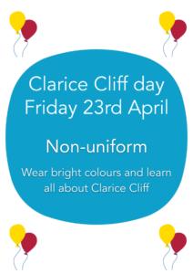 Clarice Cliff Day